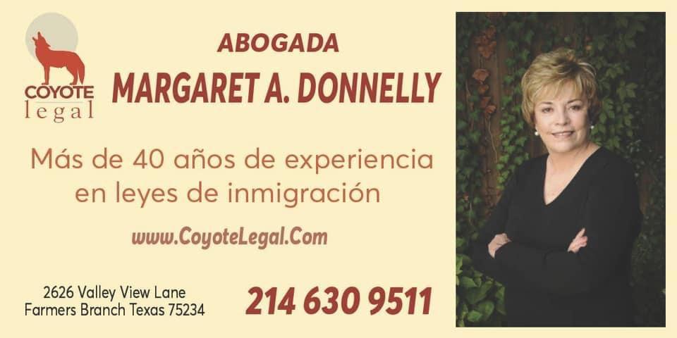Abogada Margaret Donelly
